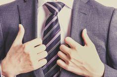 デキるビジネスマンのイメージ