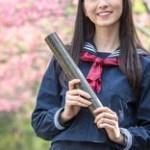卒業した学生