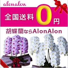 胡蝶蘭ならアロンアロン